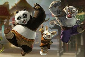 功夫熊猫之找数字