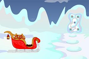 寒冷的圣诞节逃脱7