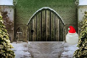 圣诞铃铛逃脱
