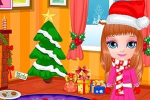 芭比宝贝迎圣诞