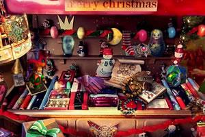 圣诞集市找东西