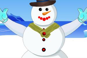 雪人爱时尚