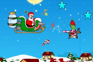 圣诞老人大空战