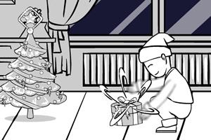 圣诞吓唬人2