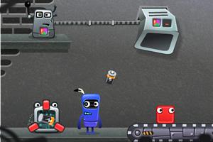 机器人归途之旅