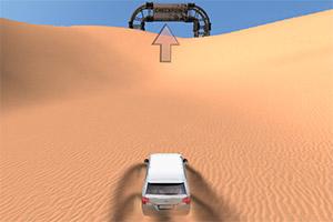 沙漠越野狂飙
