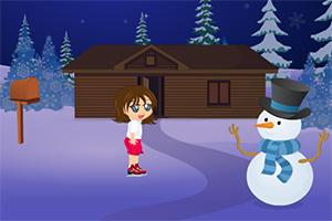逃出圣诞小屋4
