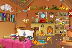 小屋里的隐藏物品