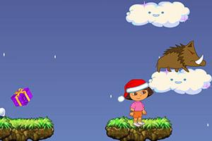 朵拉圣诞狂欢冒险