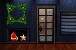 2014快乐圣诞节逃脱