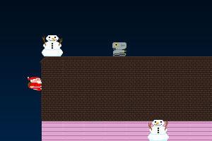 圣诞老人和机器人
