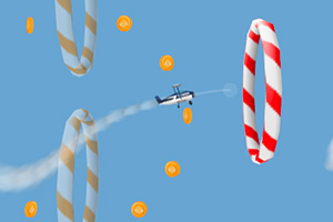 自由飞翔的小飞机无敌版