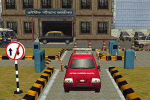 3D驾驶考核