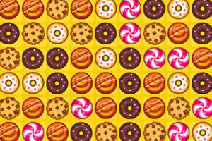 朱迪爱吃甜甜圈