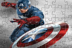 美国队长拼图