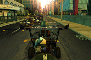 超市推车大赛