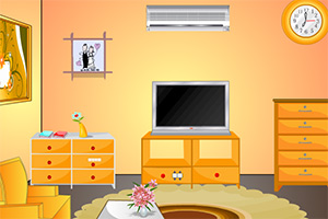 逃出橙色小房间4