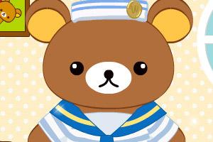 可爱轻松熊