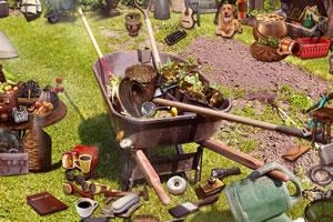 我的春季花园