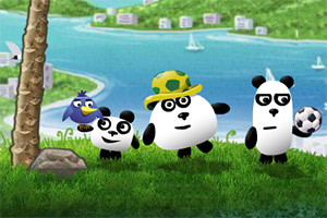 熊猫逃生记之巴西