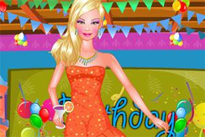 琳娜生日装扮