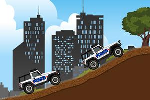 警察越野车赛