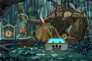 逃出神秘森林