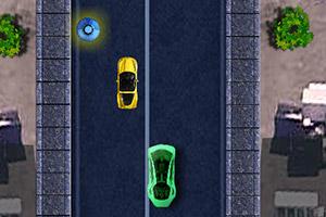未来世界汽车追逐