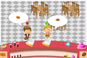 甜蜜曲奇饼干店