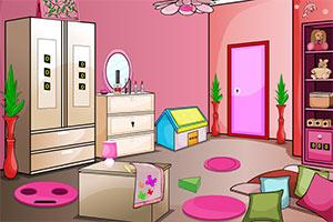 女孩的小房间逃脱