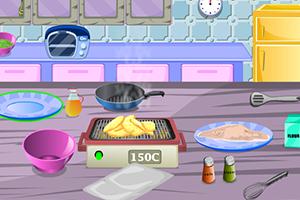 迪迪烹饪大师之鱼肉和薯条