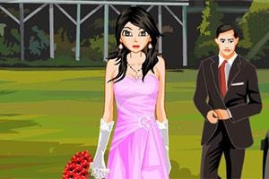 浪漫的婚礼装