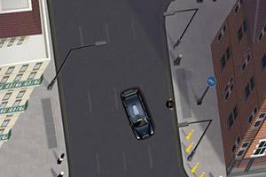 伦敦的士疯狂停车