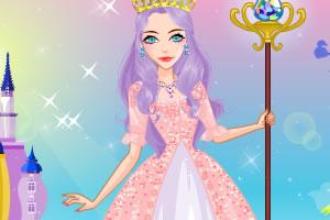 魔术城堡女王
