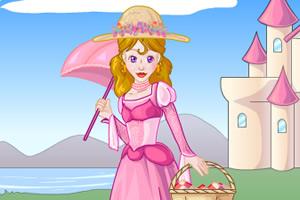 公主去野餐