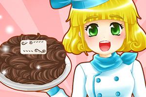 浓香巧克力蛋糕
