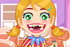 愚人节看牙医