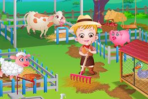 可爱宝贝农场之旅