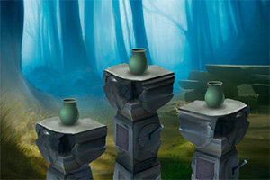 逃离魔法森林2