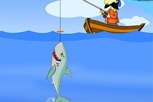 大叔深海钓鱼