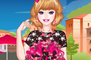 粉色新样式
