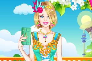 美丽芭比公主