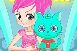 我和小猫咪