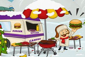 疯狂的汉堡厨师2