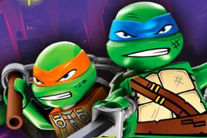忍者神龟之战