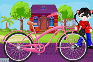 自行车保养