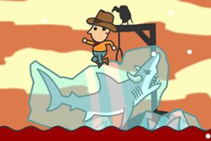 鲨鱼背上的生存