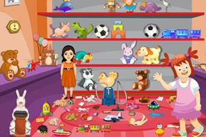 玩具店清洁