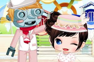 女孩儿与机器人3