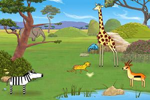 神奇的动物世界